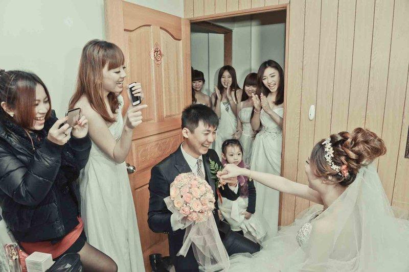 訂結婚禮攝影作品