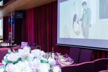 愛鑽廳婚宴