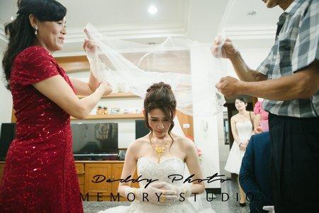來一場不流淚只留記憶的婚禮吧