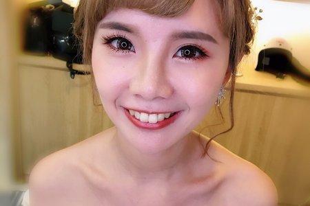 ☆ 新娘試妝 整體造型