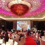 台北喜來登大飯店,在福廳的難忘婚宴