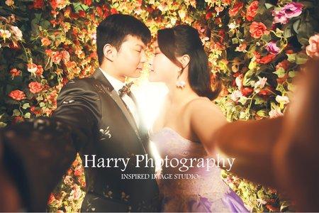 拍婚紗風格-妳從風裡來-HARRY自助婚紗