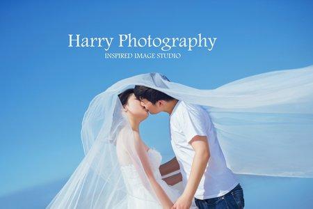 純拍婚紗價格-哈利自助婚紗-婚攝HARRY
