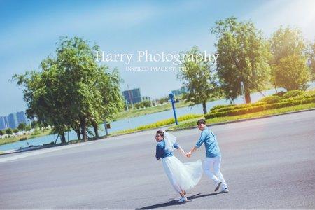 情侶寫真-單拍婚紗照-城市旅拍婚紗