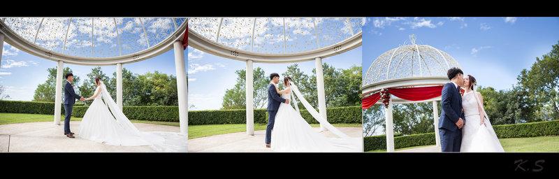 K.S攝影工作室  婚禮紀錄  平面作品