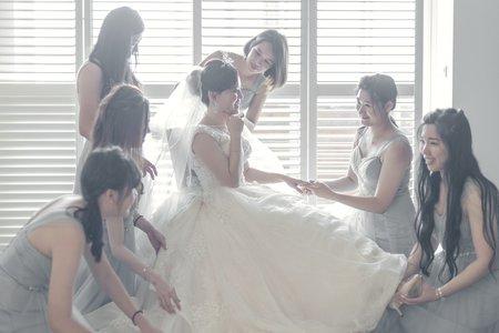 『婚禮紀錄』力瑋&瀞文