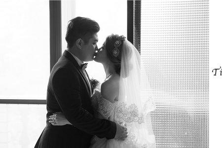 [婚禮紀實] Tin & Shan