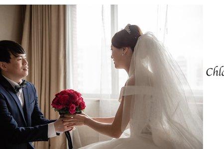 [婚禮紀實]Chloe & Sean