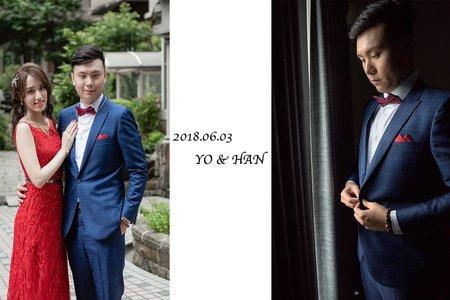 [婚禮紀實] YO & HAN
