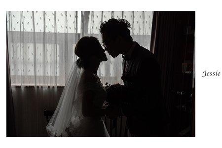 [婚禮紀實] 。Jessie & William