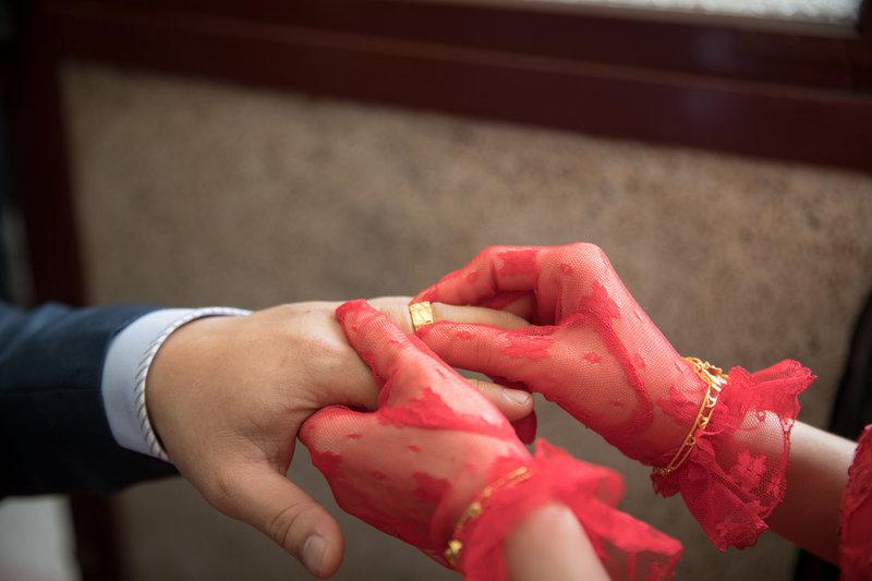 婚禮記錄平面拍攝作品