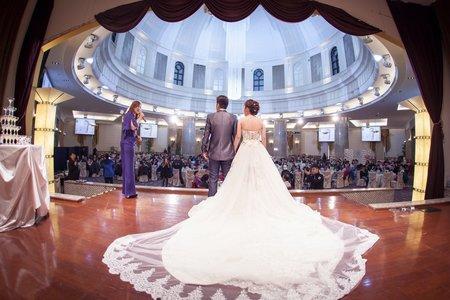 【婚攝巴巴】R&H 婚禮紀錄