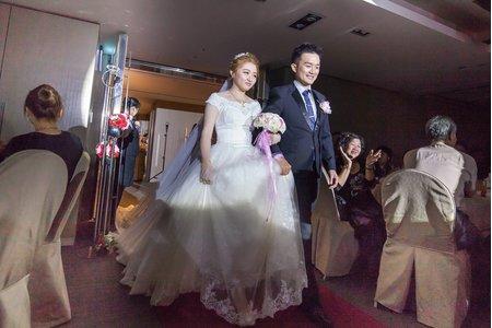 【婚攝巴巴】W&Y 婚禮紀錄