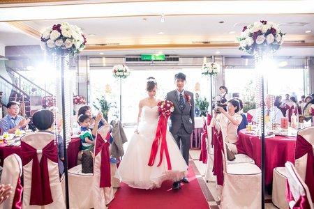 【婚攝巴巴】J&K 婚禮紀錄