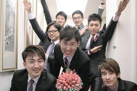 【婚攝巴巴】S&Z 婚禮紀錄
