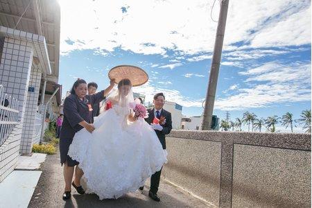 【婚攝巴巴】Z&U 婚禮紀錄