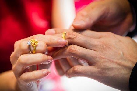 婚攝沙拉--婚禮紀實/文定