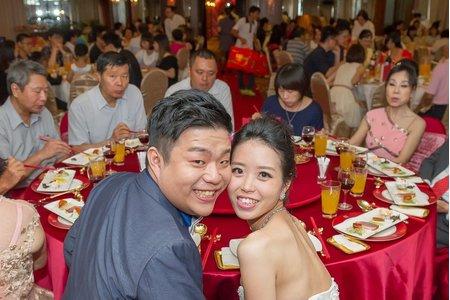 婚攝沙拉--婚禮紀實/宴客