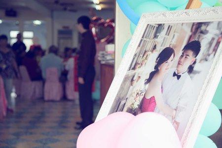台北婚攝沙拉-婚禮紀實/溫馨婚禮