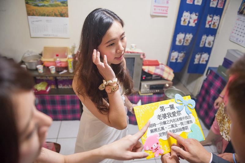 台北婚攝沙拉