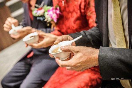 【婚禮紀錄】台北婚攝沙拉 / 訂婚儀式