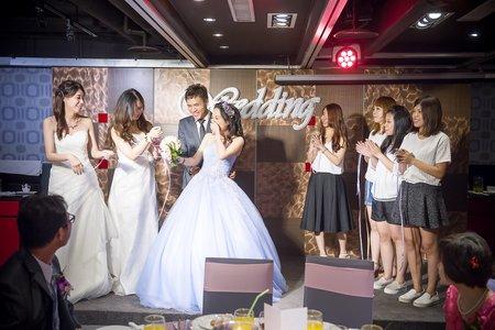 雙儀式婚禮攝影NT$13,800