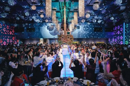 台中展華婚宴攝影