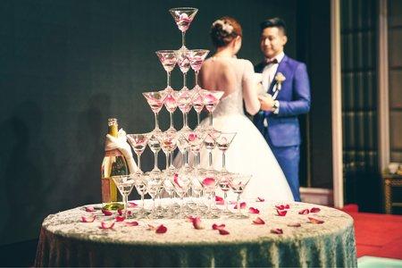 葳程惟馨WEDDING