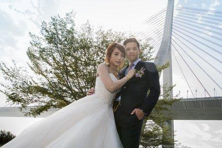 婚禮攝影Sky_超優美類婚紗