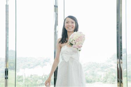 [精選畫面]伴娘抽捧花-台北婚攝HAWK