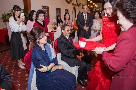 婚攝美克|訂婚儀式婚禮攝影