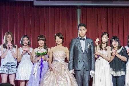 婚禮攝影(4小時)-純宴客-純晚宴適用