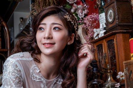 婚紗🎀甜美氣質風/推薦新秘