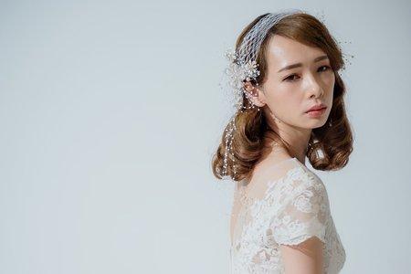 婚紗🎀精緻復古/推薦新秘