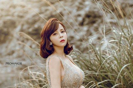 婚紗🎀復古時尚&甜蜜花園/推薦新秘