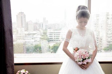 新娘秘書(訂婚|結婚)-宴客造型