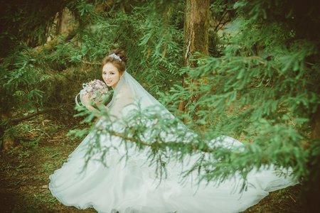 自助婚紗(新秘|新娘秘書)-拍婚紗造型