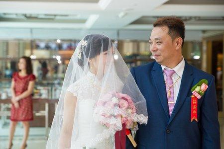 國漢&向葵  Wedding