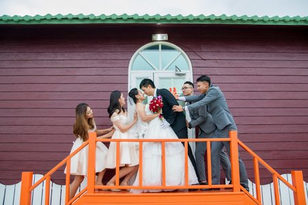 趙漢&彣蓁wedding