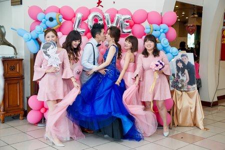龍信&孟娟wedding