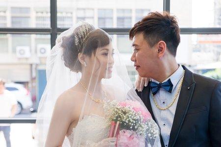 信諺 & 家儀wedding