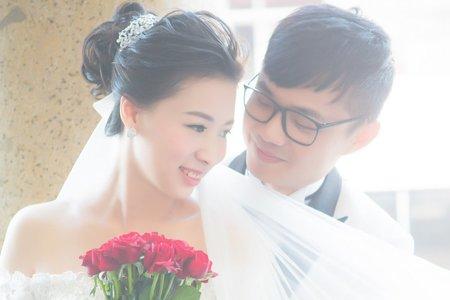 台北新娘秘書-新秘香香老師推薦作品集