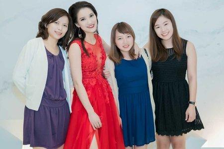 台北/新祕Joyce/冷豔性感高盤髮