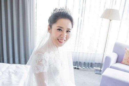 台北/新祕推薦Joyce/奢華高盤髮造型