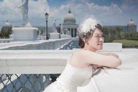 台北新娘秘書-新秘Joslin作品推薦