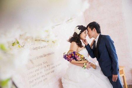 台北新秘Fong-新娘秘書小芳︱婚紗攝影