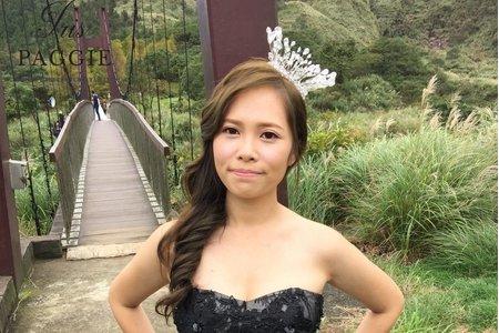 分享氣質公主妝髮~😊
