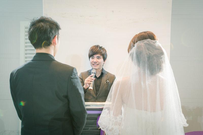 說故事的婚禮主持人作品