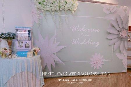 專案 E - 婚禮背板 + 婚禮扭蛋機
