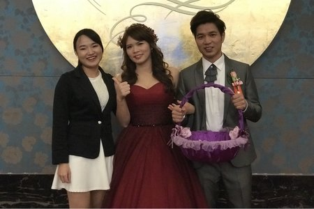 2019.01.26 晚宴 - 育嘉&美霓
